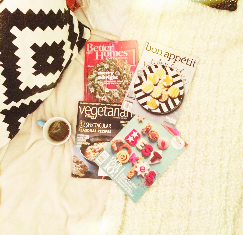 christmas magazines 2013